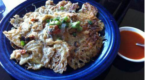 mussel-pancake